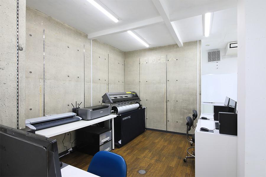 コワーキングスペースデザインスペース